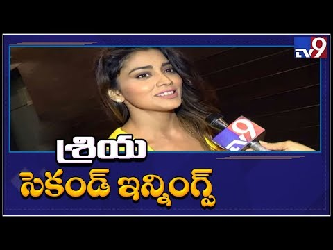 Shriya Saran F 2 F on her movies and SIIMA Awards