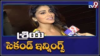 Shriya Saran F 2 F on her movies and SIIMA Awards..