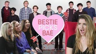 I Let My Squad Pick My Boyfriend | Bestie Picks Bae