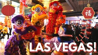 Las Vegas Lunar New Year Celebrations 2019