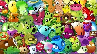 Plants vs  Zombies 2 Mod Every Free Plant Power Up! Videos