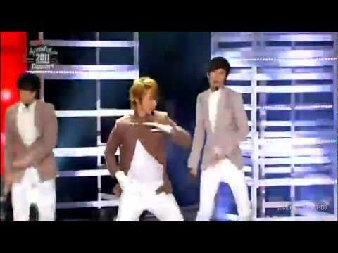 [Live HD] Super Junior M - Super girl - Korea Taiwan Friendship Concert 2011