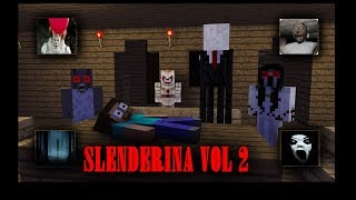 MONSTER SCHOOL : SLENDRINA VOL 2 feat ( Granny , Pennywise & Slenderman )