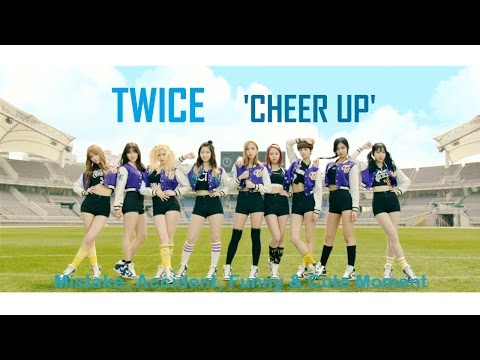 PART 293: Kpop Mistake & Accident [TWICE 'CHEER UP']