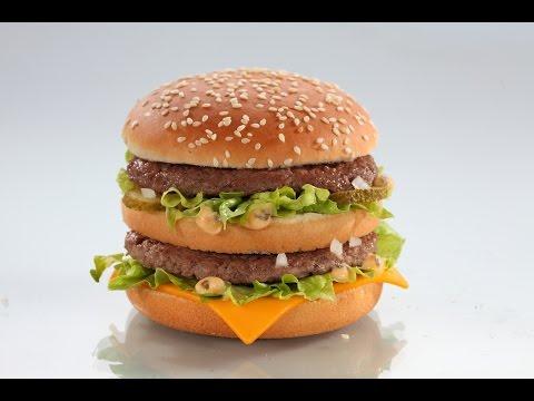 Comment faire un Big Mac ?