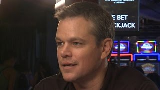 EXCLUSIVE: Matt Damon Opens Up About His Bond With Ben Affleck