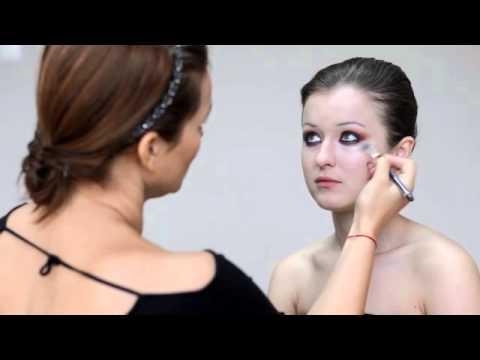 Marta Gąska Make Up : Cranberry Look