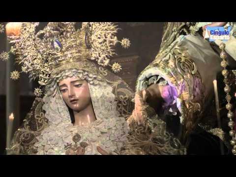 Besamanos de la Virgen de Gracia y Esperanza