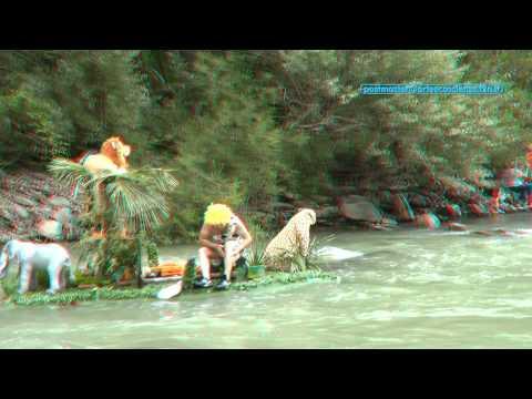 """River Arno Italy """"3D Spollinata"""" - Funny Boats Contest"""