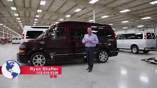 Explorer Van Factory Tour
