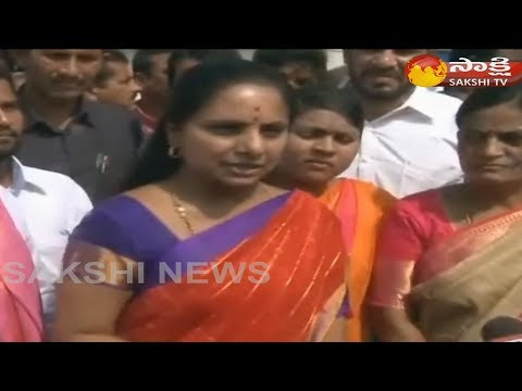 Will fight till Turmeric Board is granted: MP Kavitha
