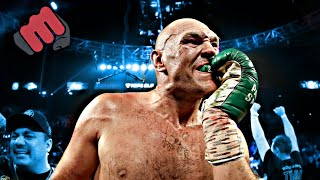 What It's REALLY Like To Fight TYSON FURY