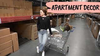 Shop With Me at IKEA   Apartment Decor