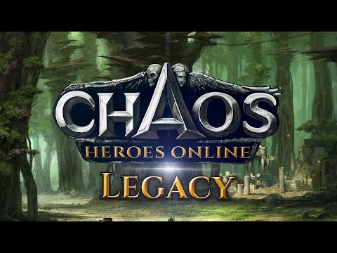 Chaos Heroes Online Legacy