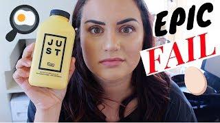 JUST Vegan Egg Taste Test and REVIEW