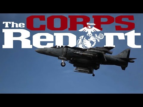 Air Strikes on ISIL, New ACMC, and New Cammies (The Corps Report Ep. 80)