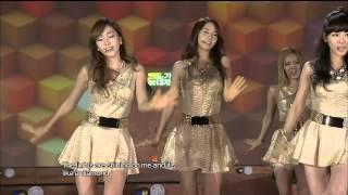 【TVPP】SNSD - Diamond, 소녀시대 - 다이아몬드 @ 2011 KMF Live