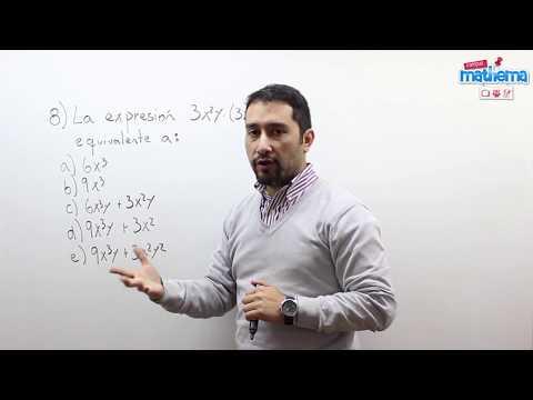 Prueba de algebra 11