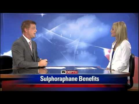 Kelley Prince Speaks to Bay News 9 About Sulphoraphane Benefits