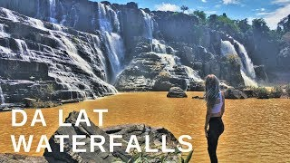 DA LAT P1 | Chasing Waterfalls - Pongour & Elephant Falls