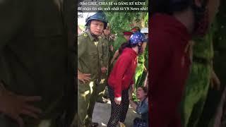Hàng trăm Công An cưỡng chế đất ở Nghi Phú - TP.Vinh - Nghệ An