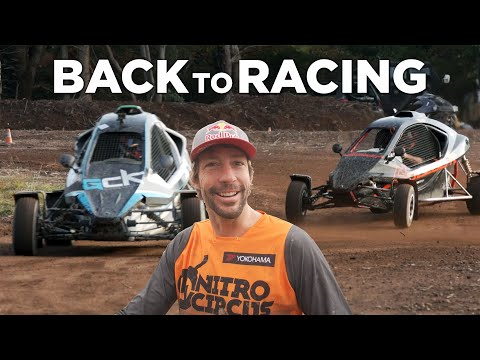 Travis Pastrana Will Race Anything