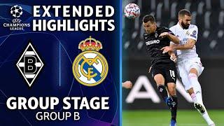 Mönchengladbach vs. Real Madrid: Extended Highlights | UCL on CBS Sports
