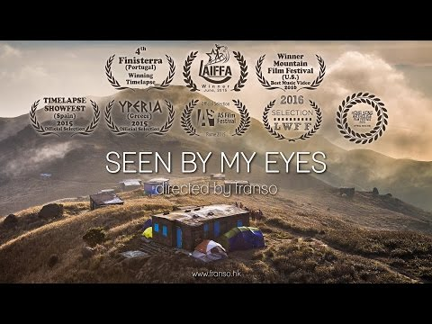 "4K / UHD ""Seen By My Eyes"", Hong Kong"