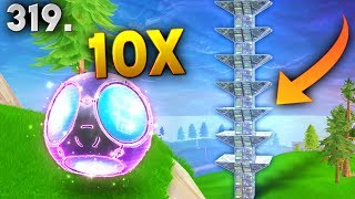 10x PORT-A-FORTS Tower..!! Fortnite Daily Best Moments Ep.319 (Fortnite Battle Royale Funny Moments)