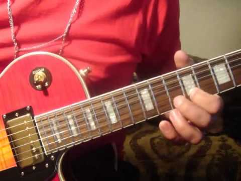 Eres mi amigo fiel - (tutorial) solo de guitarra