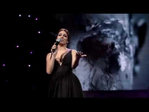 Маша Собко - Я тебя люблю (Live Miss Lviv 2012)