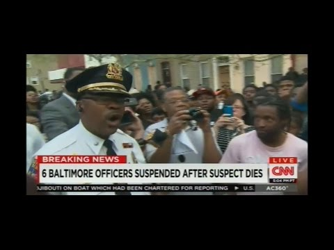 Anderson Cooper 360 on Freddie Gray