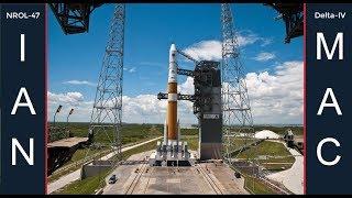 ULA Delta IV Rocket - NROL-47 Launch webcast