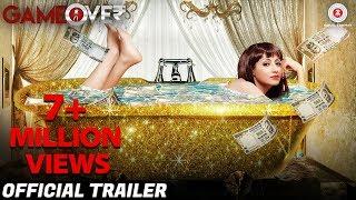GAME OVER   Official Trailer   Rajesh S   Yashpal   Gurleen C   Rakesh B  Releasing on 08th Dec 2017