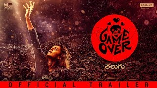 Game Over Telugu, Hindi Official Trailers- Taapsee Pannu..