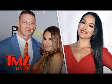 Nikki Bella Wants John Cena Back?!   TMZ TV