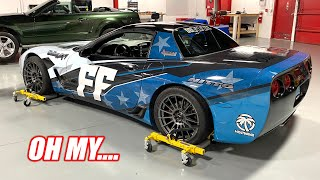 Prepping the Freedom Factory For Our First DRIFT NIGHT + Donnie Gets a Major Face Lift!!!