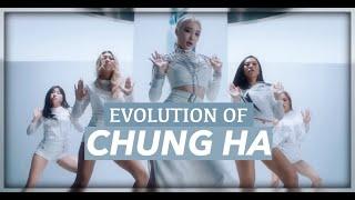 THE EVOLUTION OF CHUNG HA (청하) | 2017 - 2019