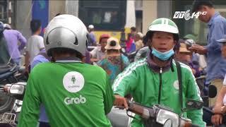 VTC14 | Tài xế Grabbike đang yếu thế?