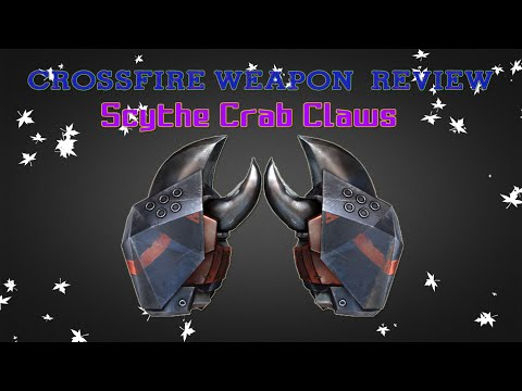 CrossFire China 2.0 : Scythe Crab Claws [Review] ✔ #60FPS