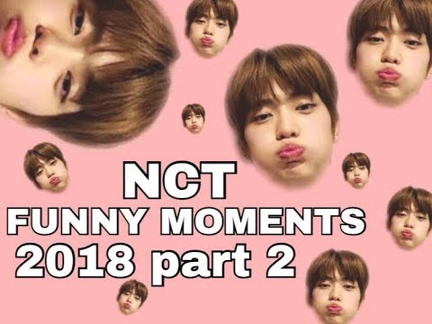 NCT FUNNY MOMENTS 2018 part 2