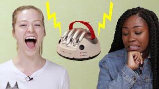 Lie Detector Challenge: Women Give Compliments