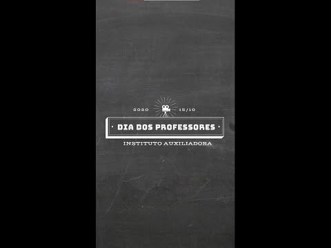 FELIZ DIA DO PROFESSOR! - FUND. II E MÉDIO