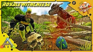 Deinonychus Egg Stealing And Hatching! Where To Find And Get Deino Eggs Ark: Valguero [DLC Gameplay]