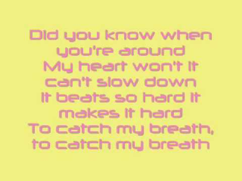 westlife - Catch my Breath with lyrics