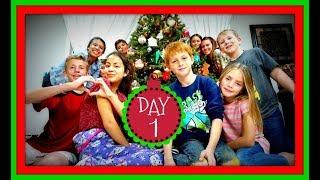 2017 VLOGMAS DAY 1! | CHRISTMAS COUNTDOWN!