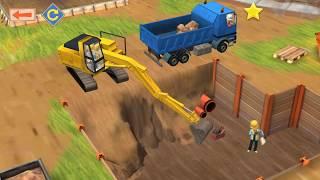 Little Builders Kids Games | Trucks, Digger Fun Construction Games for Children