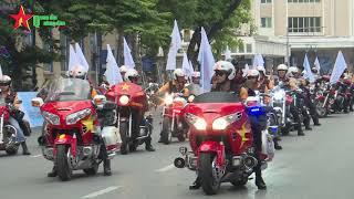 """Giới thiệu Cuộc đua xe đạp """"Về Điện Biên Phủ - 2019, Cúp Báo Quân đội nhân dân"""""""