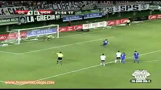 Colo-Colo VS Universidad De Chile Copa Gato 1-3