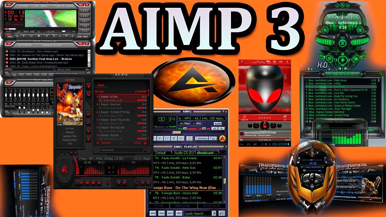 ultima version de aimp3